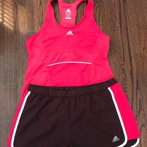 Adidas Workout Set Size Large